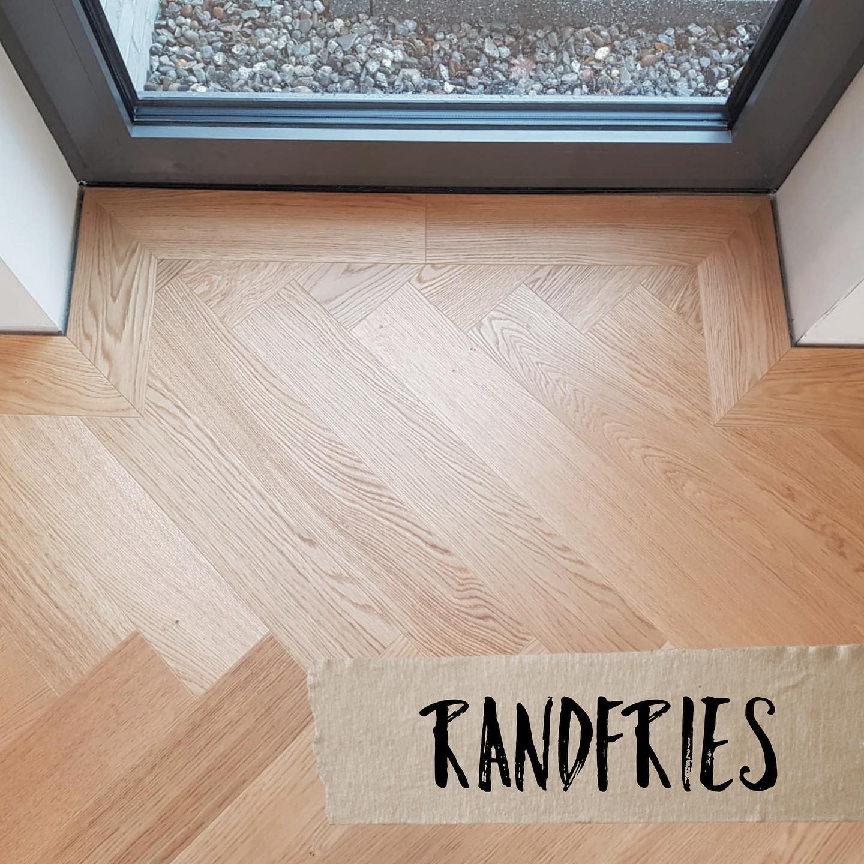 PM Parkett Design Posting Boden Randfries